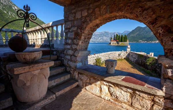 Pearls of the Bay of Kotor