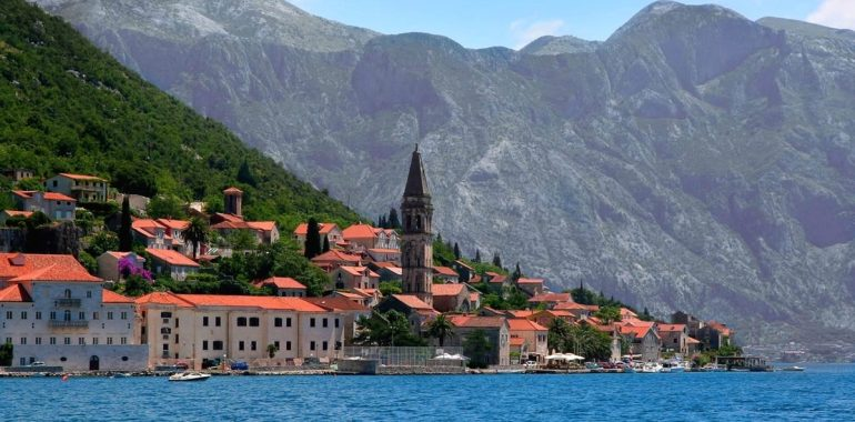 A Jewel of the Bay of Kotor – Perast